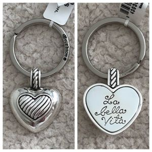 Brighton heart Key Ring